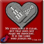 Weekly Devotion- My Conscience