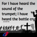 Weekly Devotion-Battle Cry