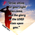 Weekly Devotion- Rise and Shine