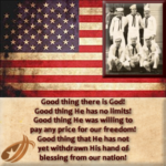 Devotion for the 4th of July-Any Price